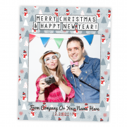 Christmas Photo Booth Prop